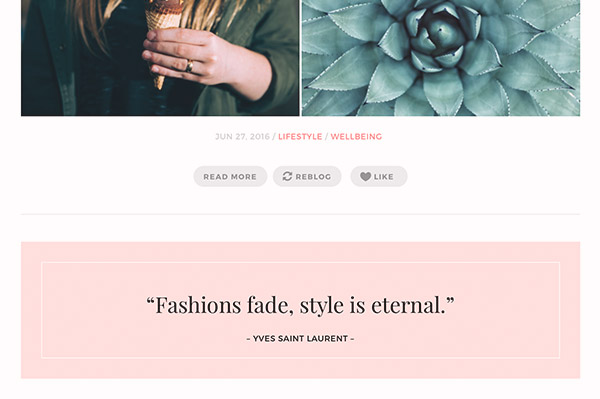 Fashion Chic Posts