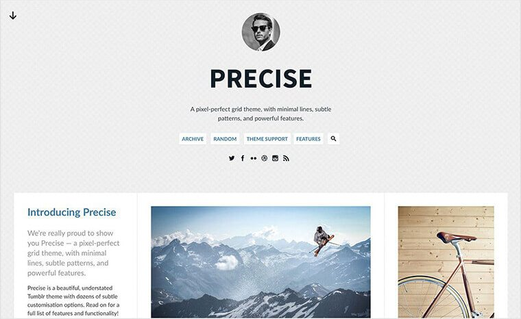 Premium Tumblr Themes - Themelantic