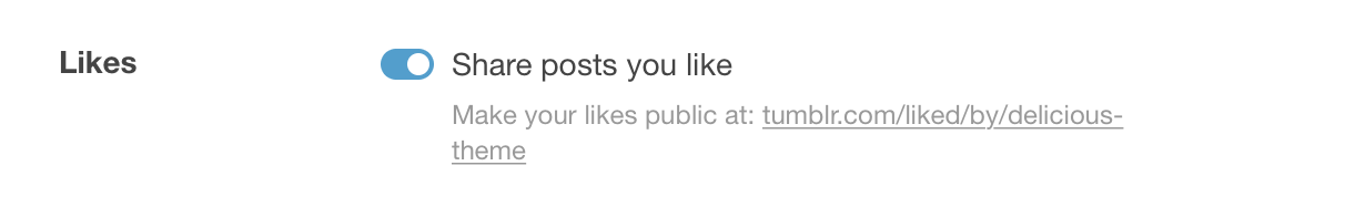 Liked Posts